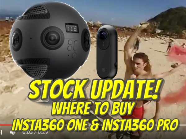 where to buy Insta360 ONE and Insta360 Pro