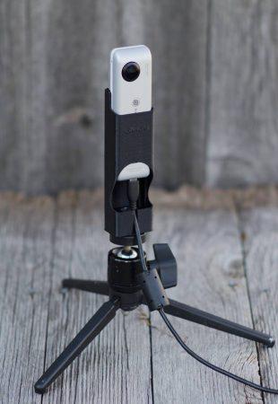 Cinerails Insta360 Nano tripod adapter
