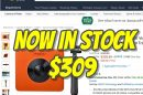 Madventure 360 in stock on Amazon