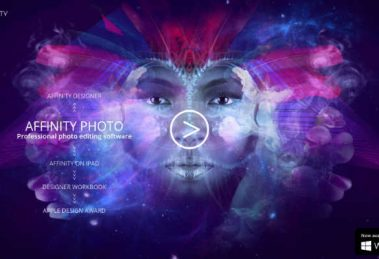 Affinity Photo has several features for editing spherical 360 photos