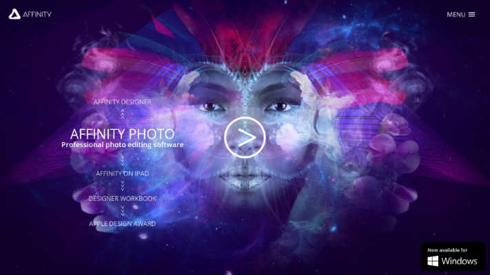Affinity Photo adds 360 Roll Correction to spherical 360