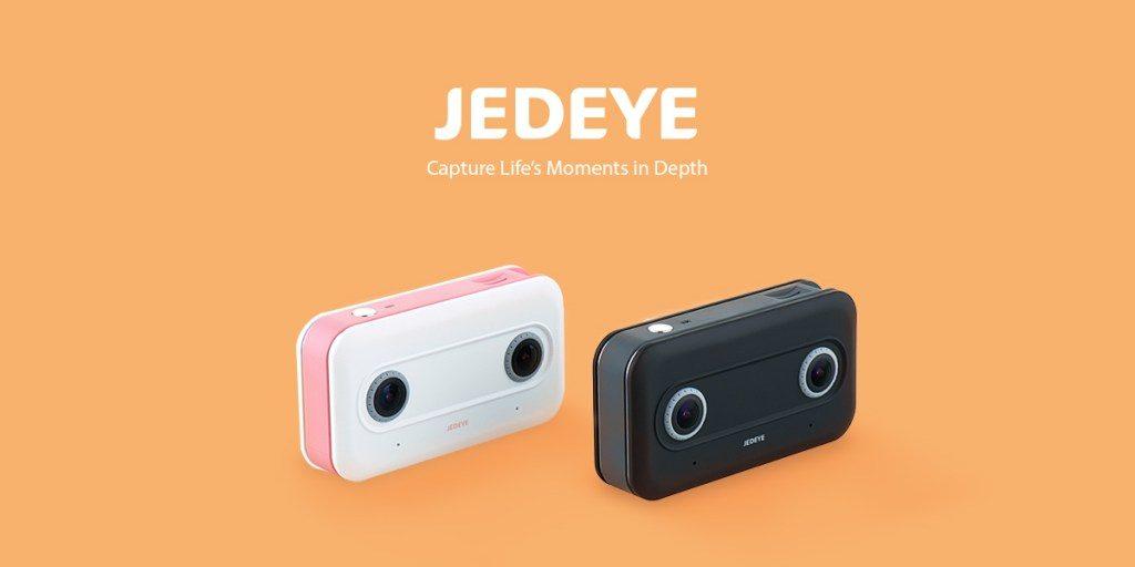 Fengyun JedEye 3D camera