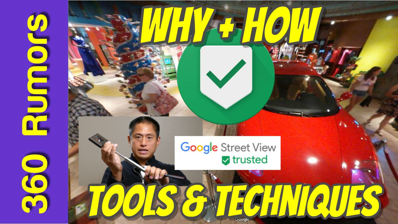 Why and how to become a Google Trusted Photographer