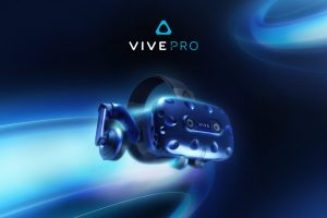 HTC Vive Pro at CES 2018