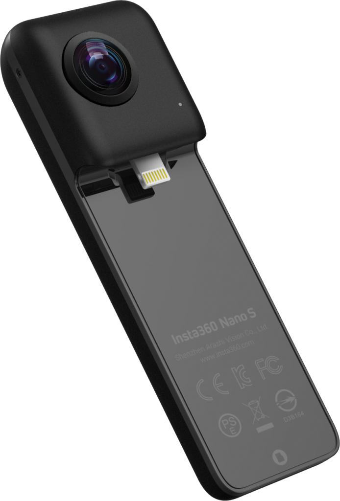 Insta360 Nano S black