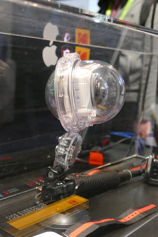 Kodak Orbit360 waterproof housing / underwater case