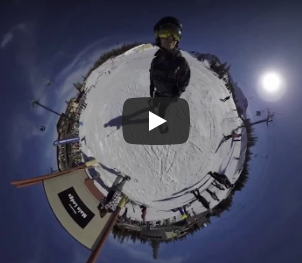 Which 360 camera shot this video?