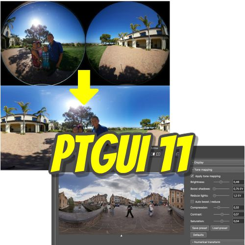 PTGui 11 will feature 360 camera stitching