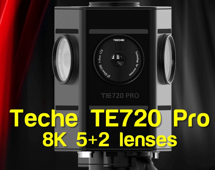 Teche TE720 Pro 2018