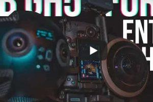 Low light comparison: GH5 vs. Insta360 Pro vs. GoPro Fusion