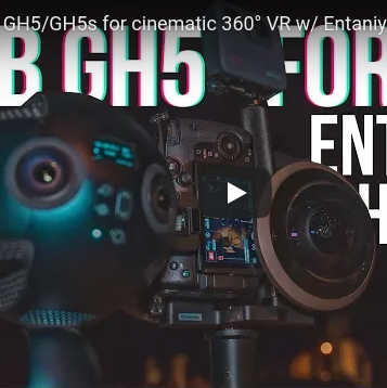 Low light comparison: GH5 vs. Insta360 Pro vs. GoPro Fusion