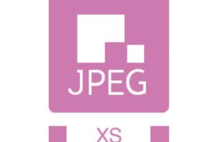 JPEG XS format for 4K and 360 videos