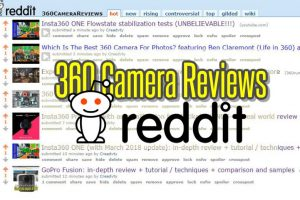 360 Camera Reviews Subreddit