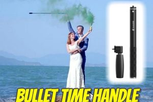 Insta360 One bullet time handle