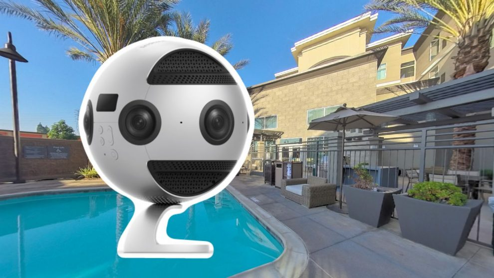 Insta360 Pro update adds 9-shot HDR with in-camera stitching