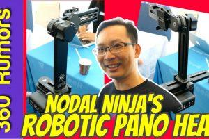 Nodal Ninja Mecha robotic panoramic head