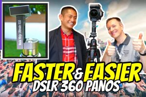 Nodal Ninja R Series tutorial: faster and easier way to shoot a 360 photo with a DSLR