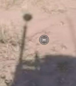 GoPro Omni's telltale shadow