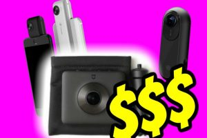 Will 360 cameras become more expensive?