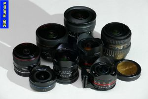 Fisheye lens comparison for full frame, APS-C and Micro Four Thirds