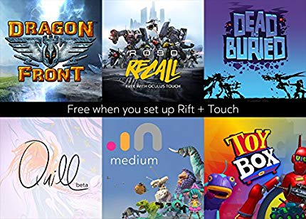 Oculus Rift free games