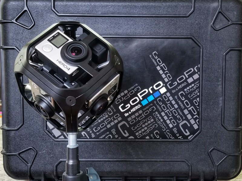 GoPro Omni hands-on review