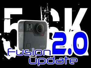 GoPro Fusion 2.0 update