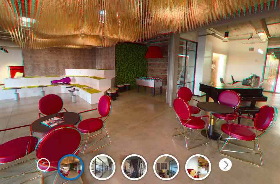 Share 3D 360 photos in Orbix360