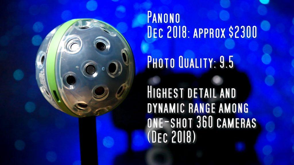 Panono for virtual tours
