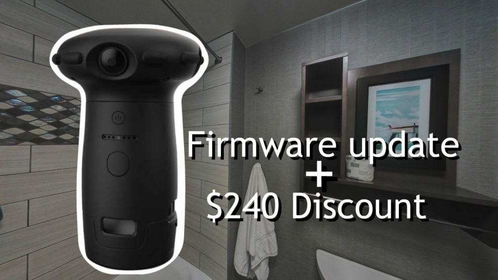 Ultracker Aleta S2C firmware update and promotion code