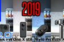 GoPro Fusion 2.0 comparison vs Insta360 One X vs Rylo vs Vuze XR