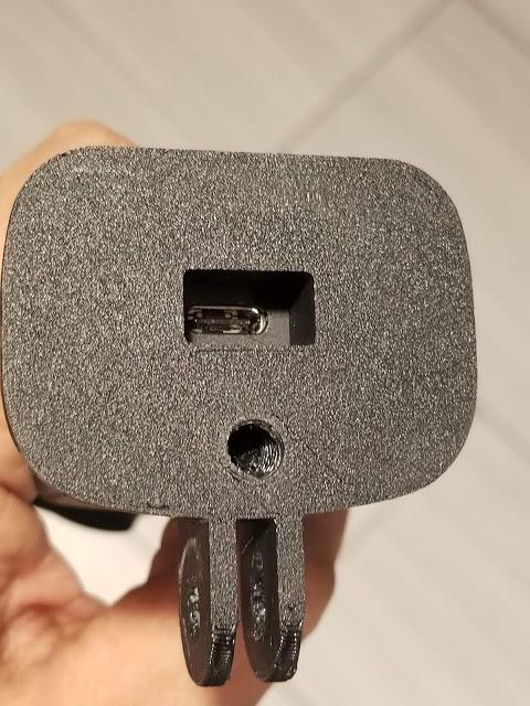 Osmo Pocket eBay tripod adapter bottom view