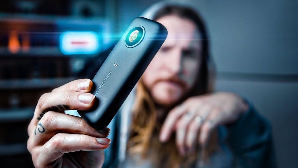 Peter McKinnon now loves 360 cameras