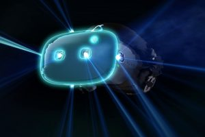 HTC Vive Cosmos wireless 6DOF VR headset