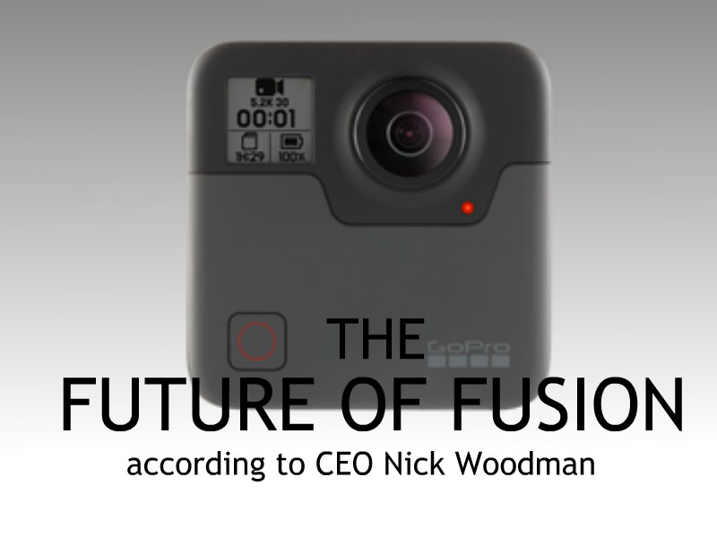 GoPro is staying in 360