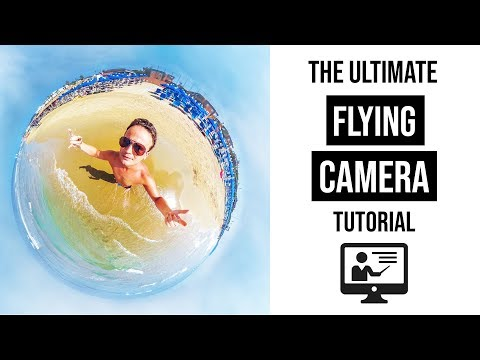 Hands-free tiny planet selfie tutorial