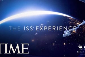 First spacewalk in VR by Felix and Paul Studios for TIME Magazine