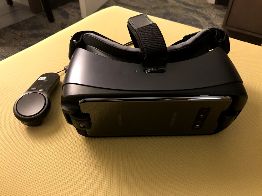 Does Samsung S10+ work with Samsung Gear VR?