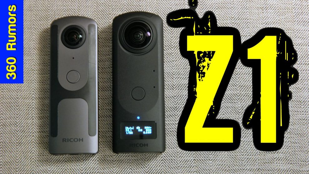 Ricoh Theta Z1 review and hands-on first impressions
