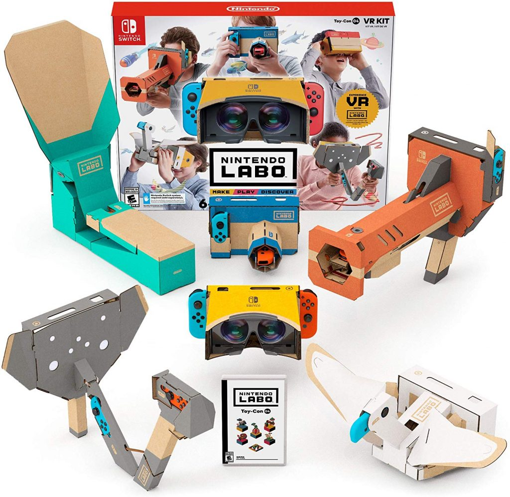 Labo VR for Nnintendo Switch