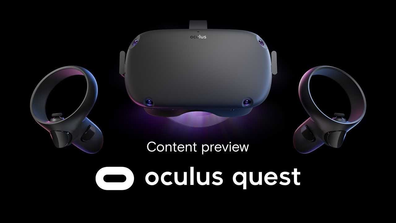 Vr Headset Comparison >> Oculus Quest 128GB in stock on June 6 at Amazon - you can ...