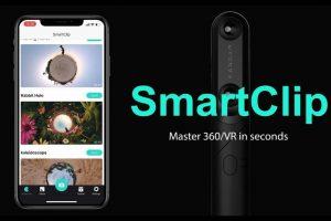 Kandao Qoocam SmartClip automatic video editing