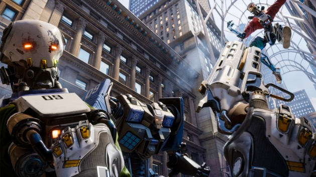 Robo Recall for Oculus Rift
