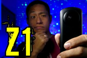 Ricoh Theta Z1 review Part 2: dynamic range, low light performance, minimum stitching distance, ISO invariance