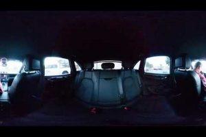 Ricoh Theta Z1 spatial audio sample video