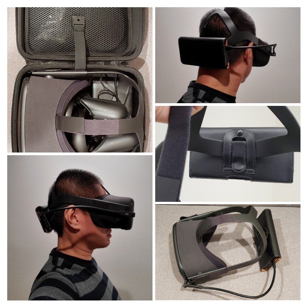 Oculus Quest battery pack