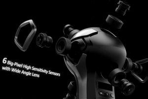 Rogy 5.7K camera with 4K in-camera stitching