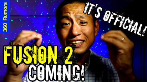 The next GoPro Fusion is coming!