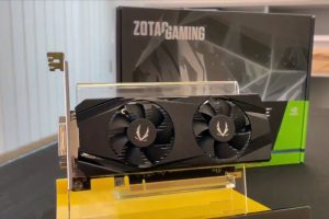 Zotac GTX 1650 Low Profile