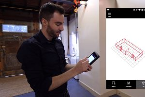 Create 3D floorplans with BLK3D